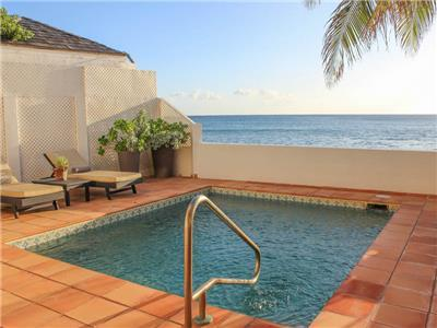 Charming beachfront 3 bedroom villa