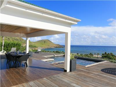 Picturesque 2 bedroom villa in the pristine Toiny area of St. Barth