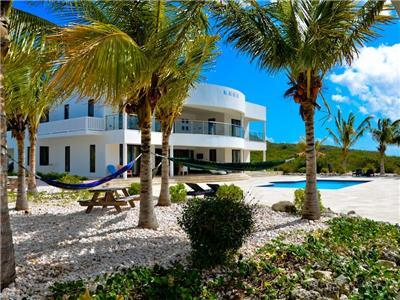 Majestic two-story villa with private beach, home cinema and jacuzzi
