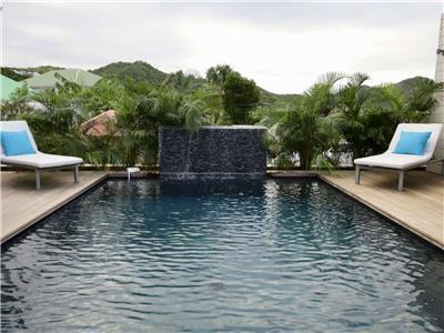 Villa with great location on St. Barths