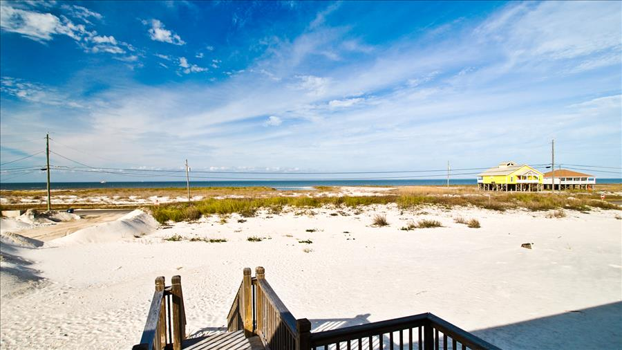 Dauphin Island Beach Rentals Pet Friendly