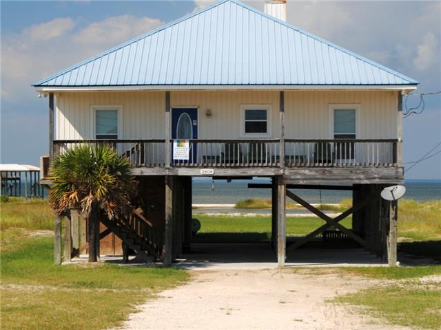 Dauphin Island Houses For Rent On The Beach