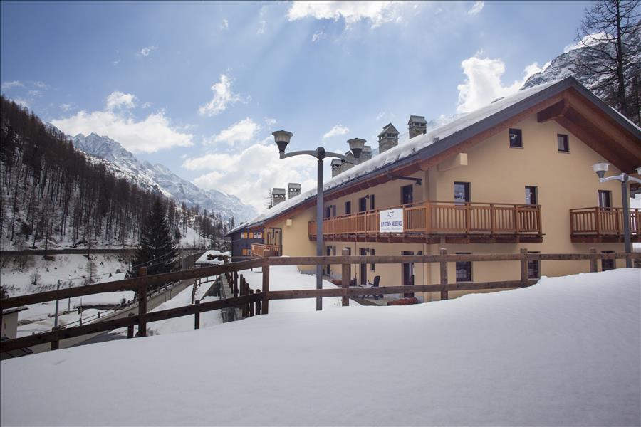 Ferienwohnung Beautiful, w/amazing views of the Alps (1909581), Gressoney la Trinite', , Aostatal, Italien, Bild 13