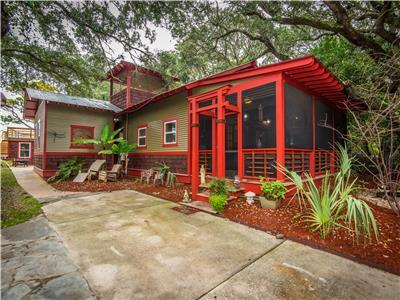Folly Buddha - Folly Beach Vacation Rental
