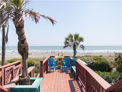 Funky Folly 3 Bedroom Ocean Front Pet Friendly!!!
