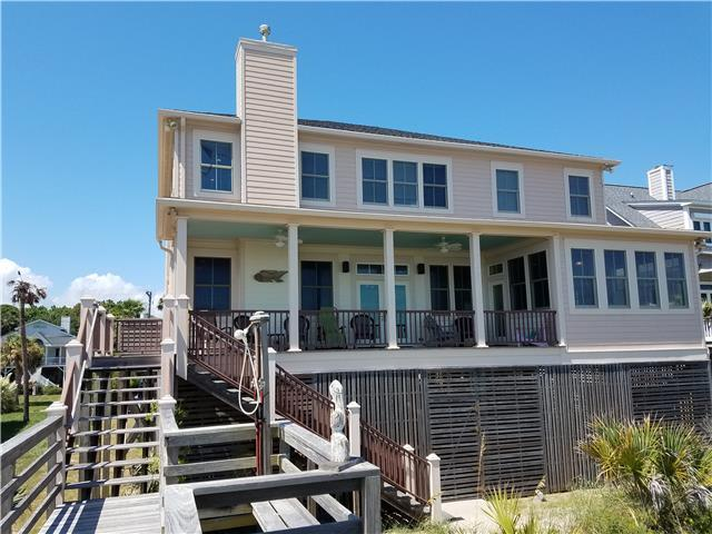 Blue Waters - Ocean Front Folly Beach Rental