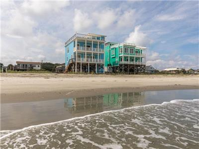 Beach It Up!!! 4 Bed 5 Bath with Elevator