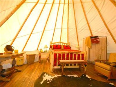 Nashville Luxury Teepee