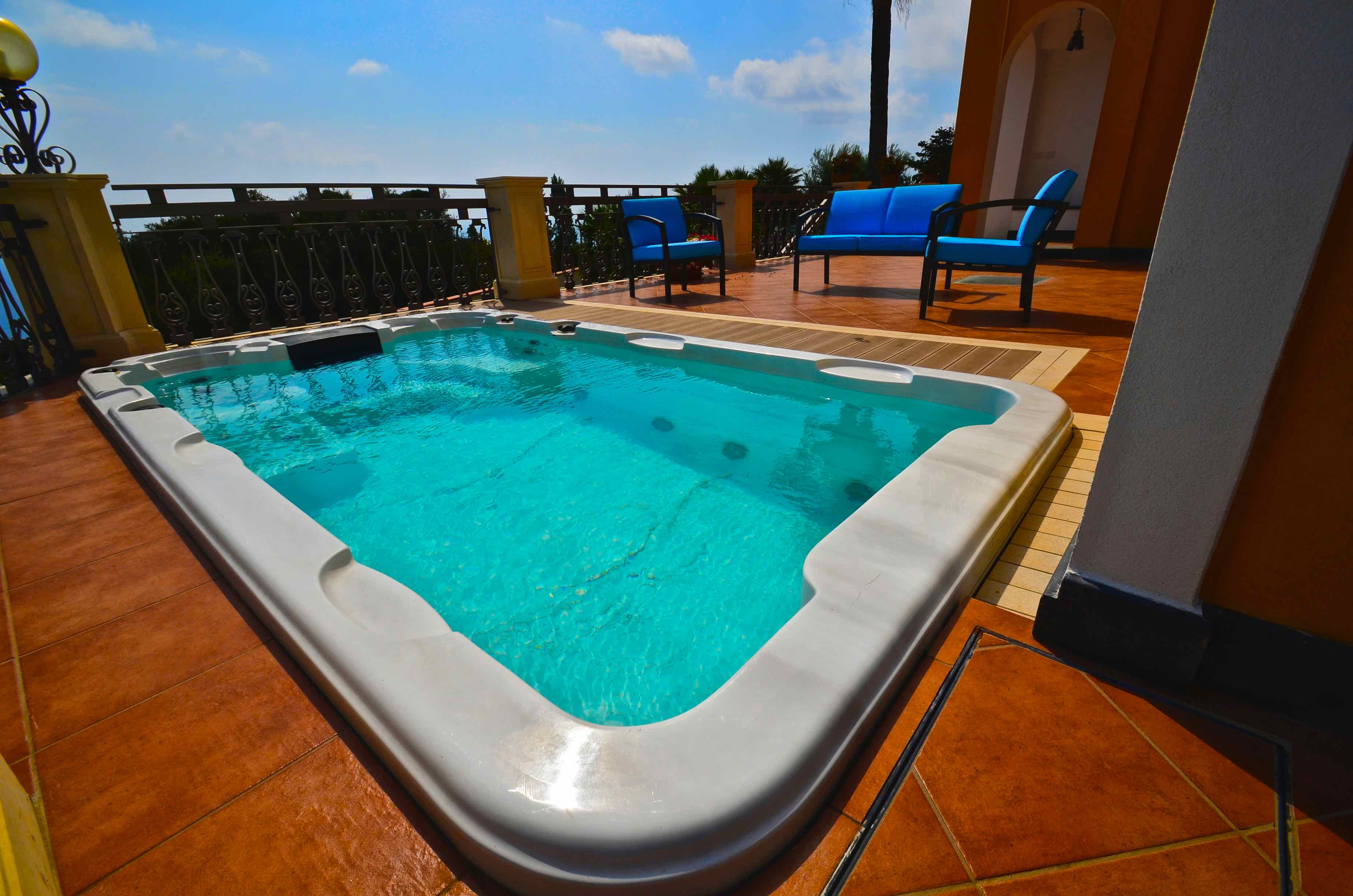 Ferienhaus Villa La Timpa - ancient and majestic villawhich enjoys a wonderful view of Mount Etna an (2037230), Acireale, Catania, Sizilien, Italien, Bild 7