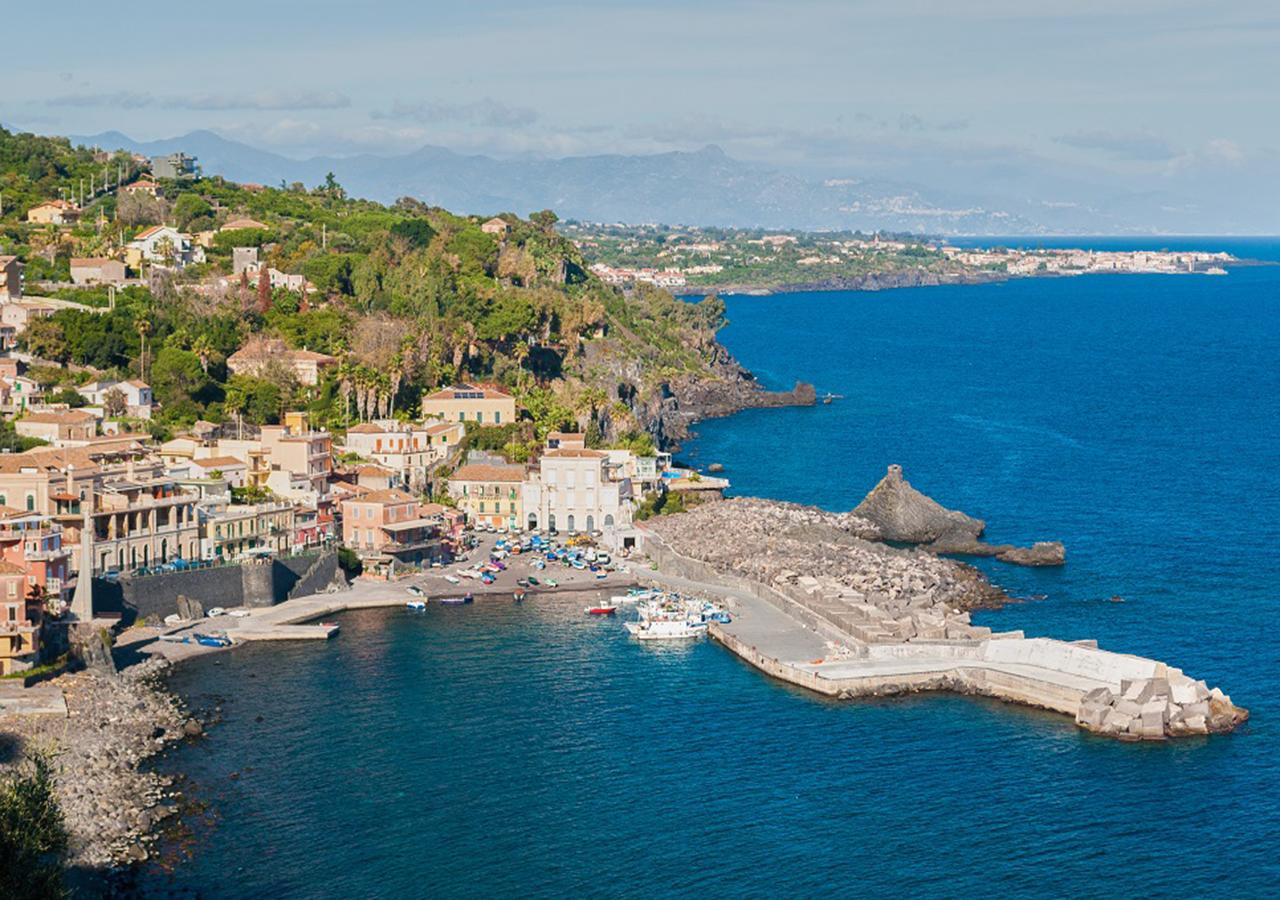 Ferienhaus Villa Giada- enjoys views of Mount Etna and the sea, a true paradise (2383441), Acireale, Catania, Sizilien, Italien, Bild 37