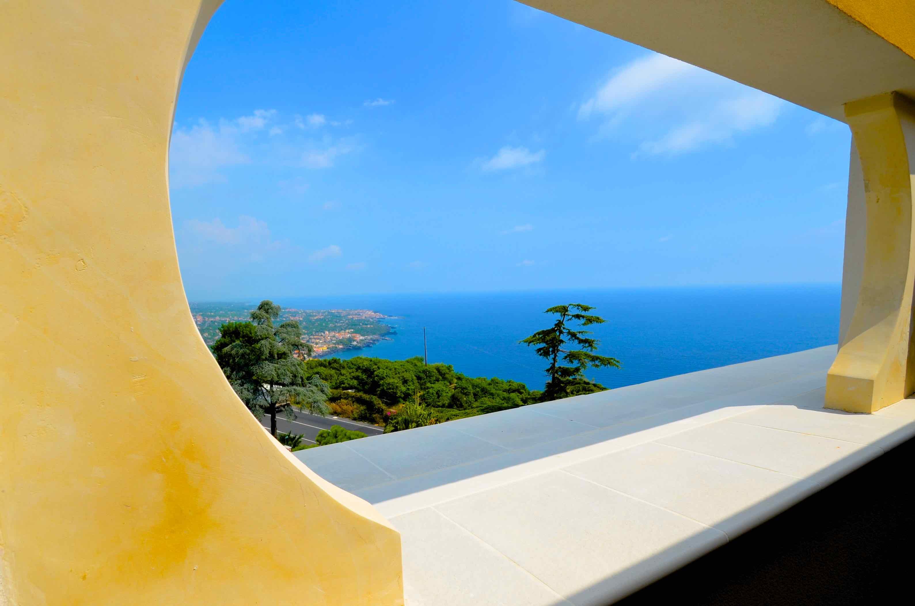 Ferienhaus Villa La Timpa - ancient and majestic villawhich enjoys a wonderful view of Mount Etna an (2037230), Acireale, Catania, Sizilien, Italien, Bild 19