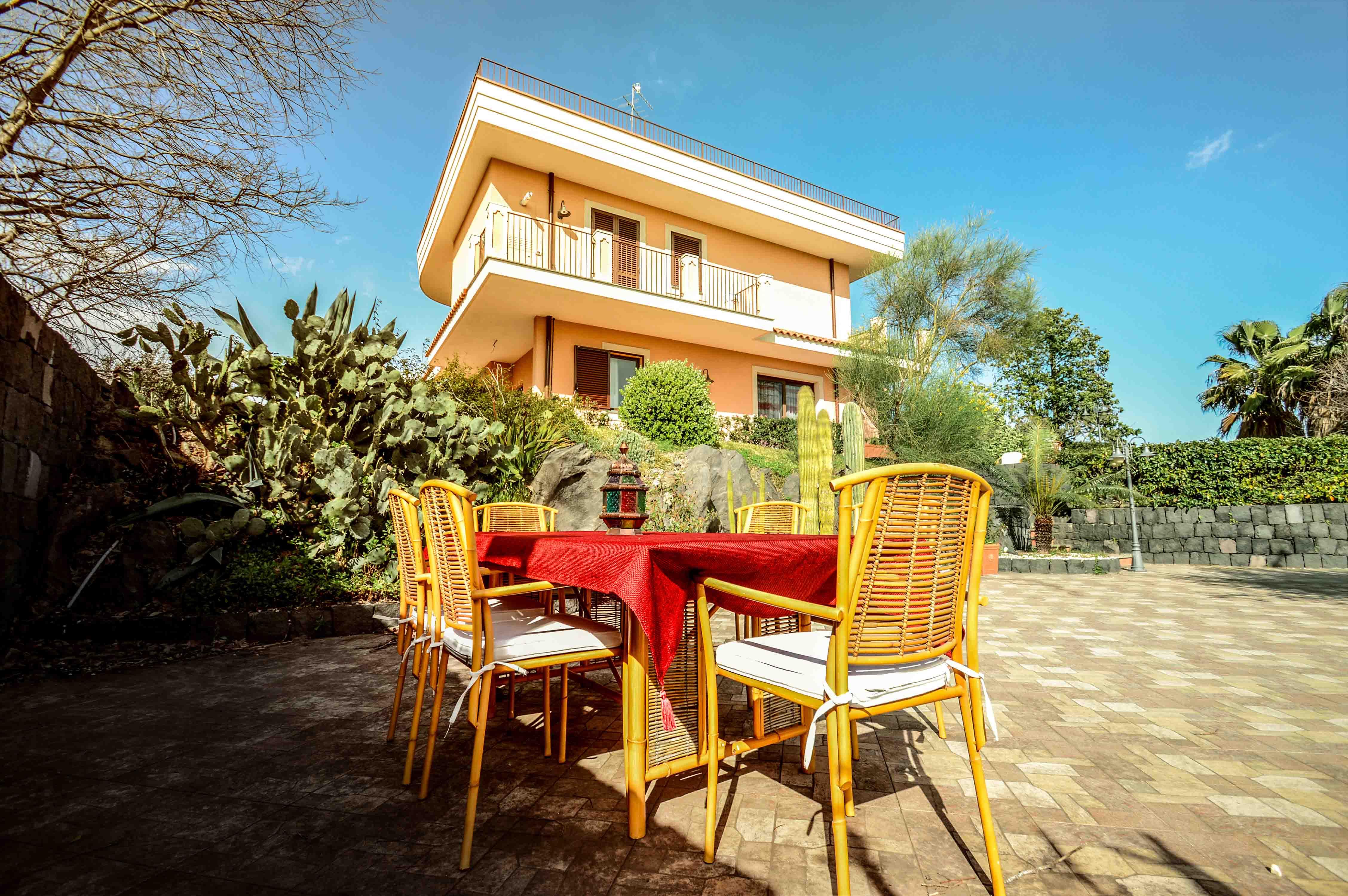 Ferienhaus Villa Giada- enjoys views of Mount Etna and the sea, a true paradise (2383441), Acireale, Catania, Sizilien, Italien, Bild 18