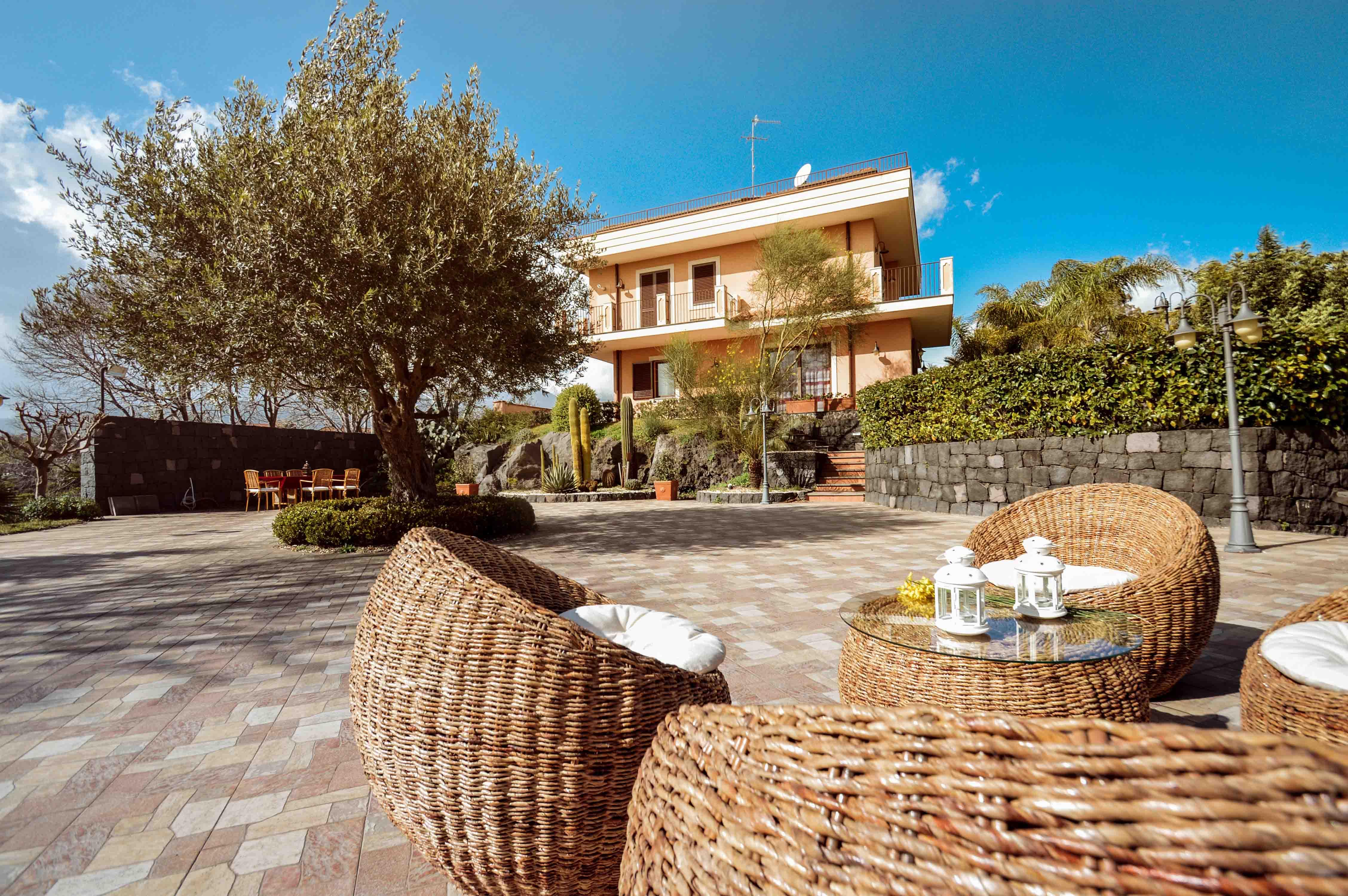 Ferienhaus Villa Giada- enjoys views of Mount Etna and the sea, a true paradise (2383441), Acireale, Catania, Sizilien, Italien, Bild 6