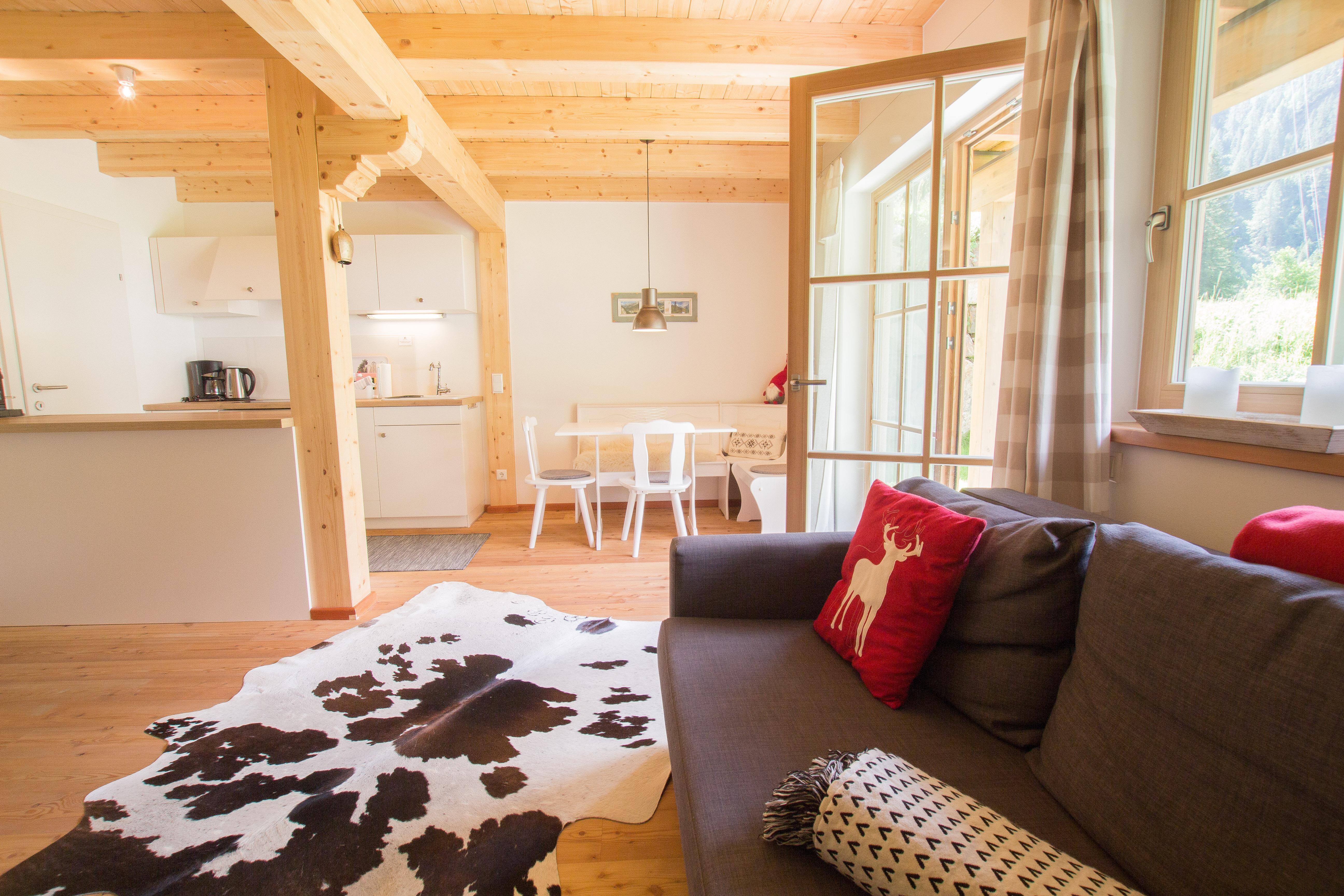 Maison de vacances Lodge Enzian direkt am Skilift (2050396), Uttendorf, Pinzgau, Salzbourg, Autriche, image 30