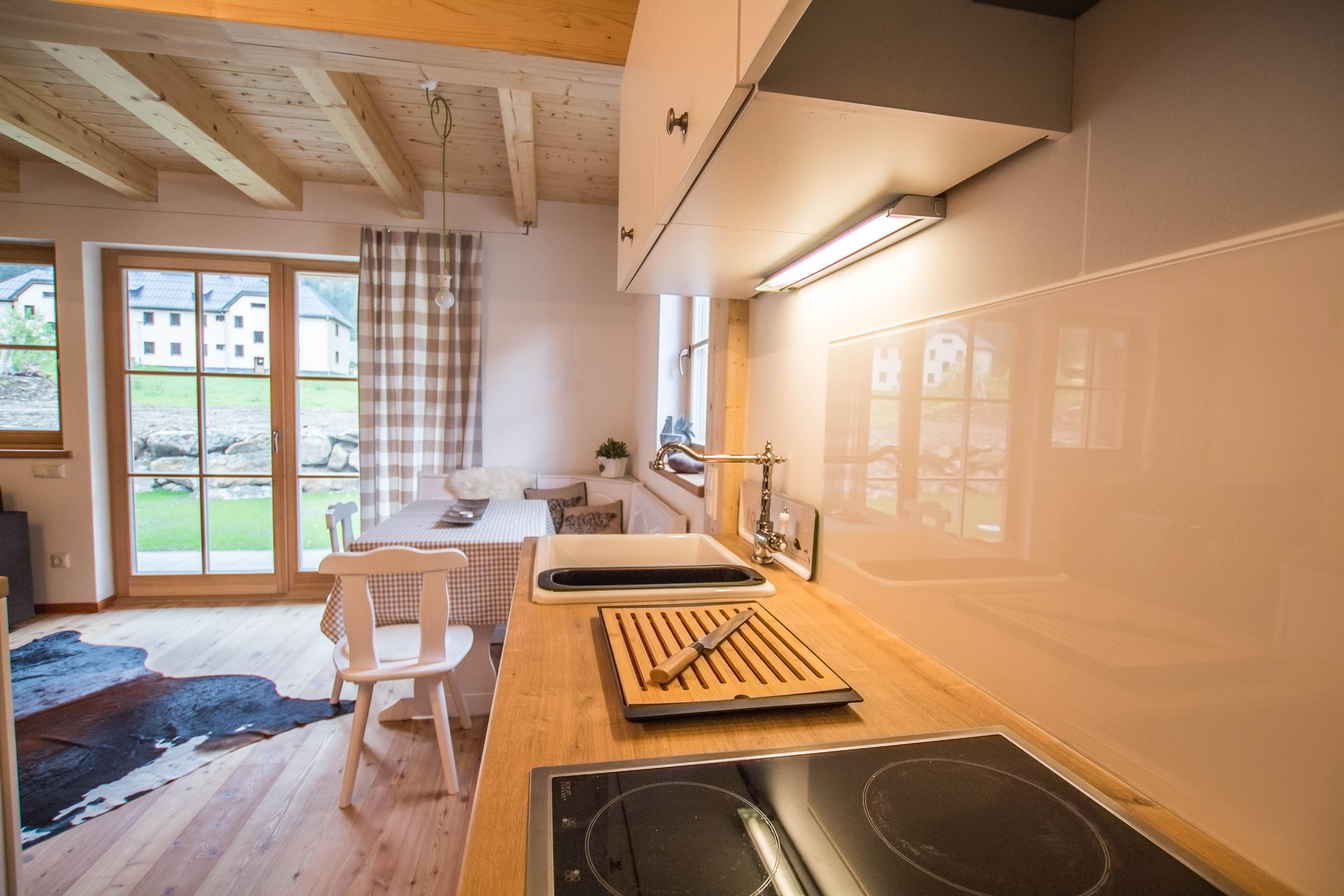 Maison de vacances Lodge Kleiner Bär direkt am Skilift (2050394), Uttendorf, Pinzgau, Salzbourg, Autriche, image 2