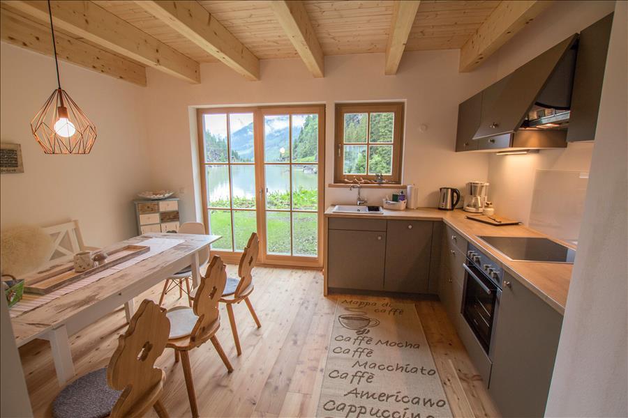 Maison de vacances Lodge Wildrose, direkt am Skilift für 6-8 (2050392), Uttendorf, Pinzgau, Salzbourg, Autriche, image 1