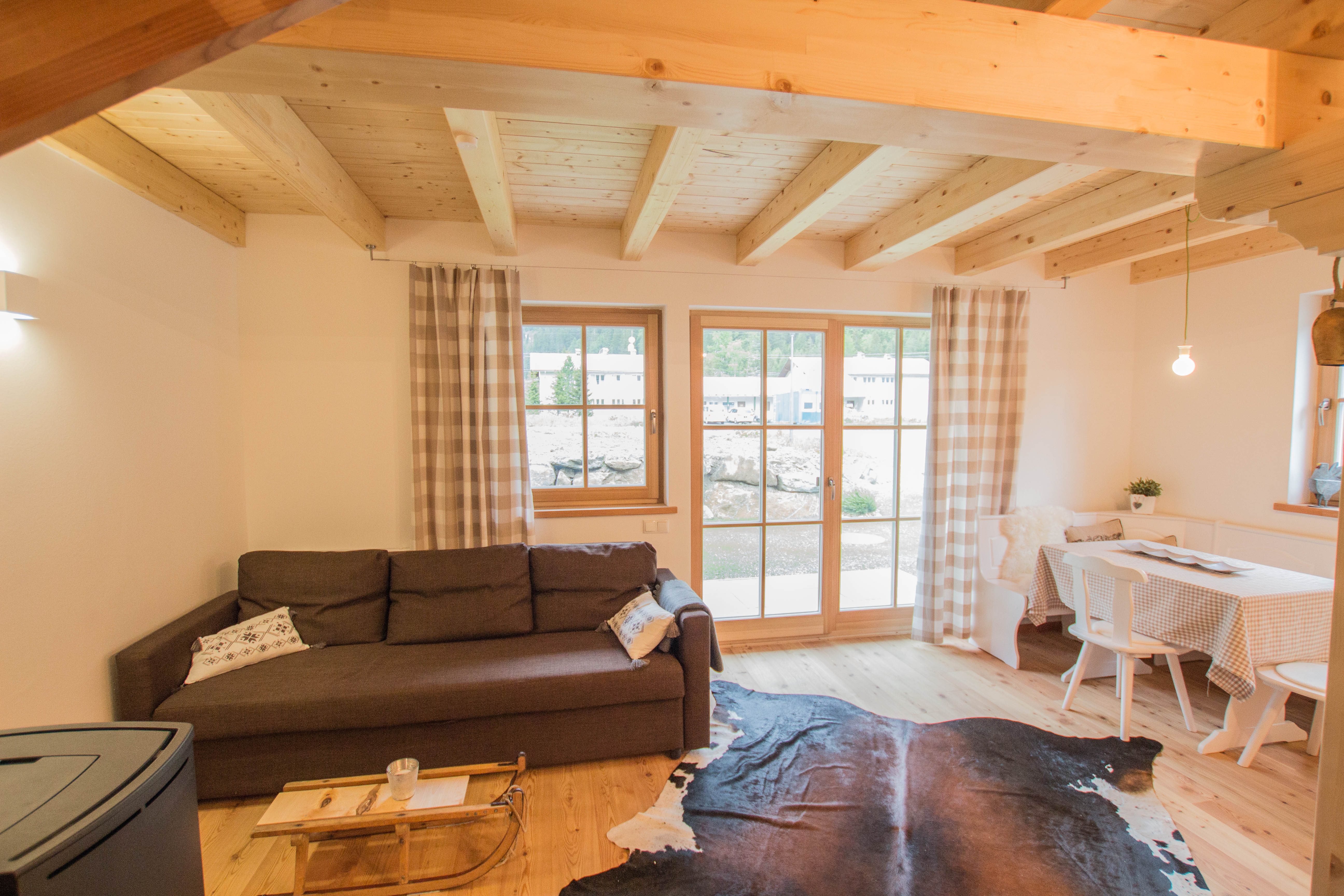 Maison de vacances Lodge Kleiner Bär direkt am Skilift (2050394), Uttendorf, Pinzgau, Salzbourg, Autriche, image 14