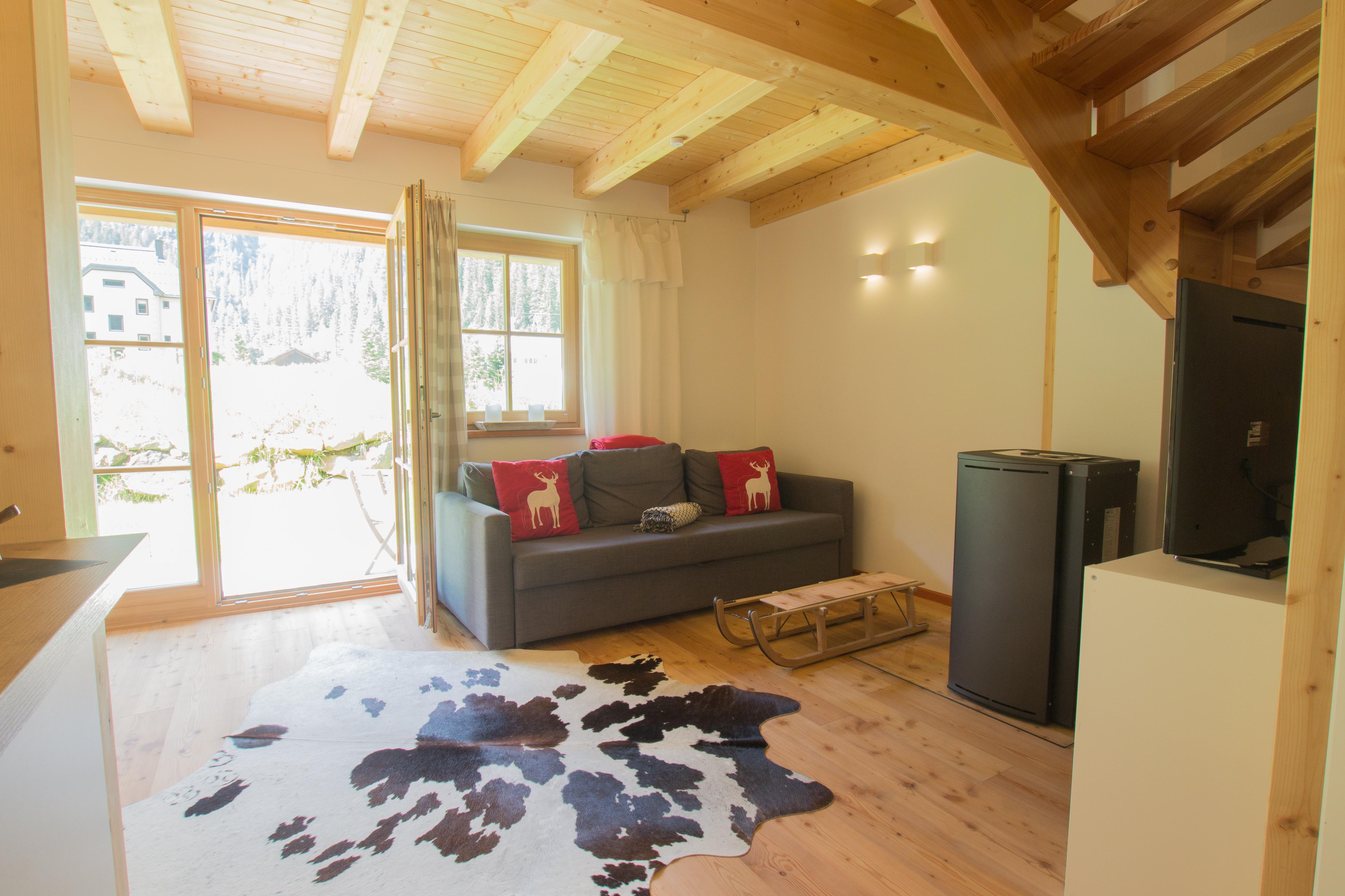 Maison de vacances Lodge Enzian direkt am Skilift (2050396), Uttendorf, Pinzgau, Salzbourg, Autriche, image 7