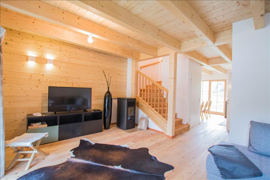 Maison de vacances Lodge Wildrose, direkt am Skilift für 6-8 (2050392), Uttendorf, Pinzgau, Salzbourg, Autriche, image 2