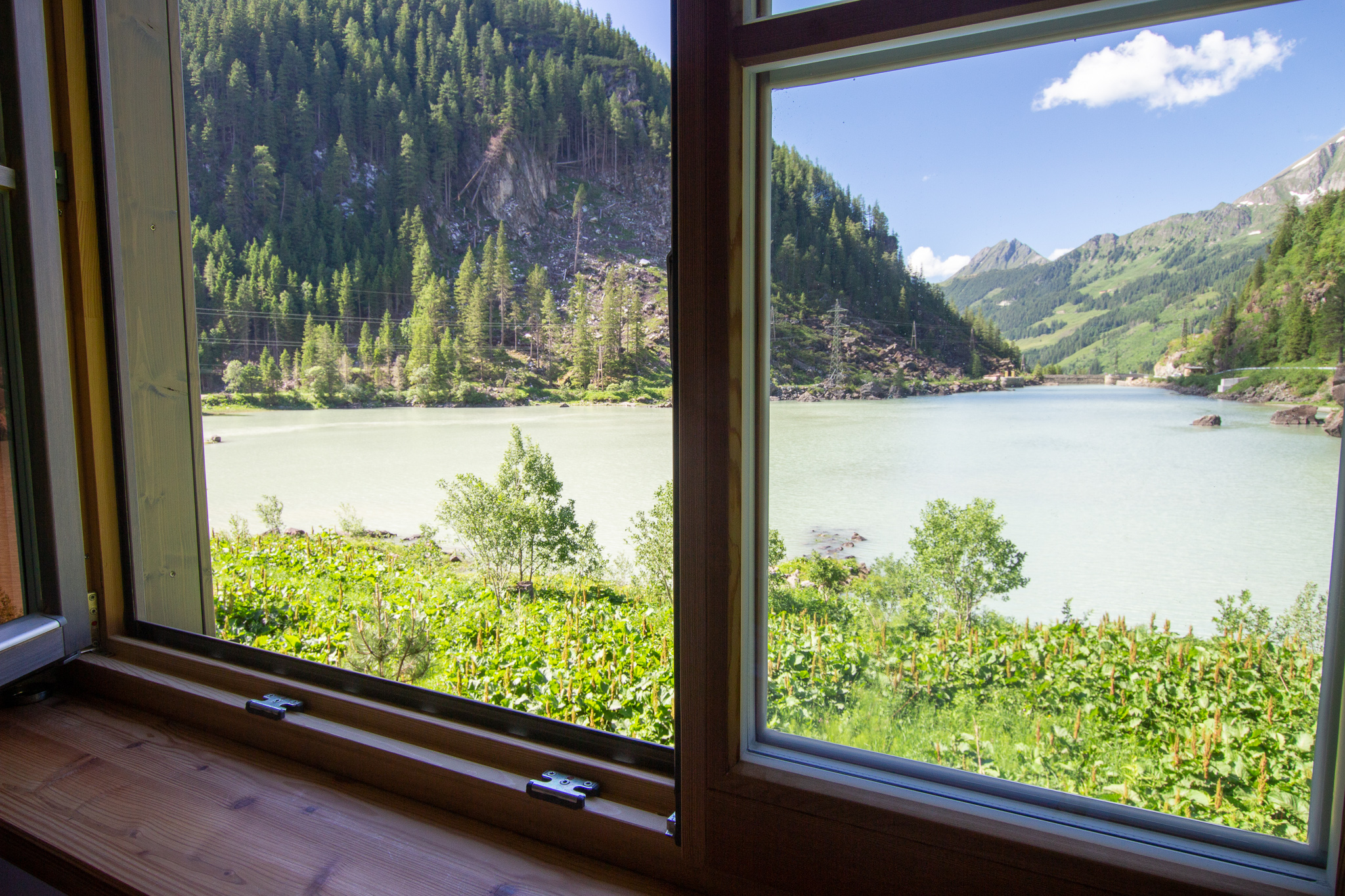 Maison de vacances Lodge Seeblick am Skilift und Bergsee für 5 (2636751), Uttendorf, Pinzgau, Salzbourg, Autriche, image 10