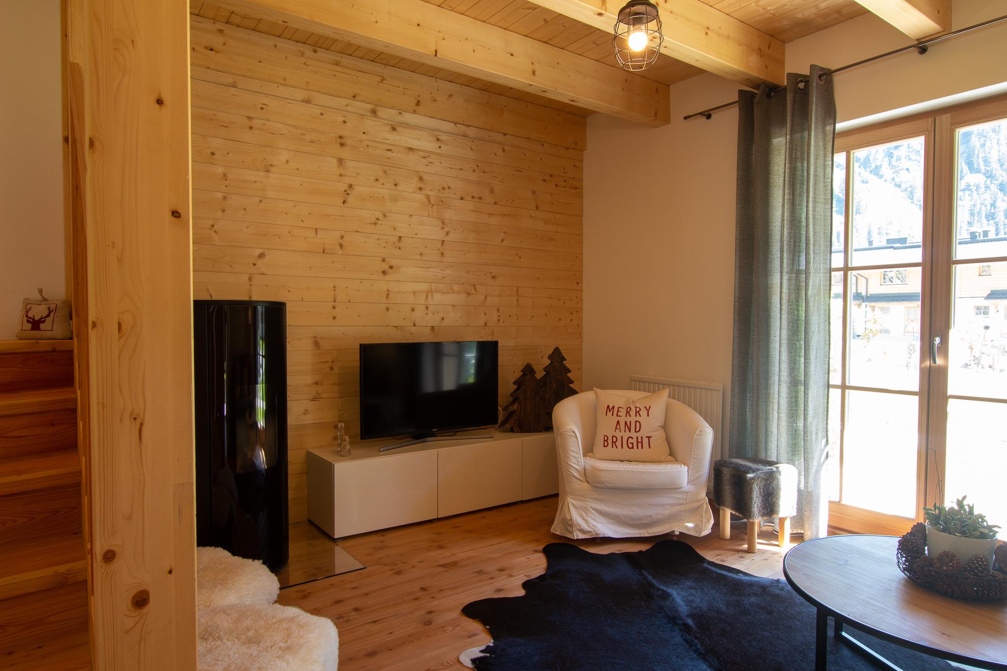 Maison de vacances Lodge Seeblick am Skilift und Bergsee für 5 (2636751), Uttendorf, Pinzgau, Salzbourg, Autriche, image 4