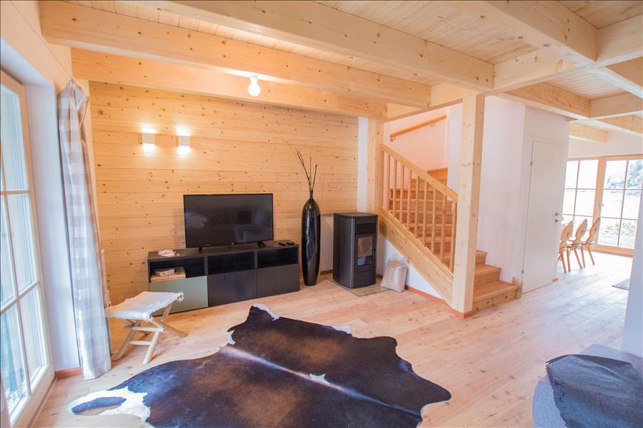 Maison de vacances Lodge Wildrose, direkt am Skilift für 6-8 (2050392), Uttendorf, Pinzgau, Salzbourg, Autriche, image 5