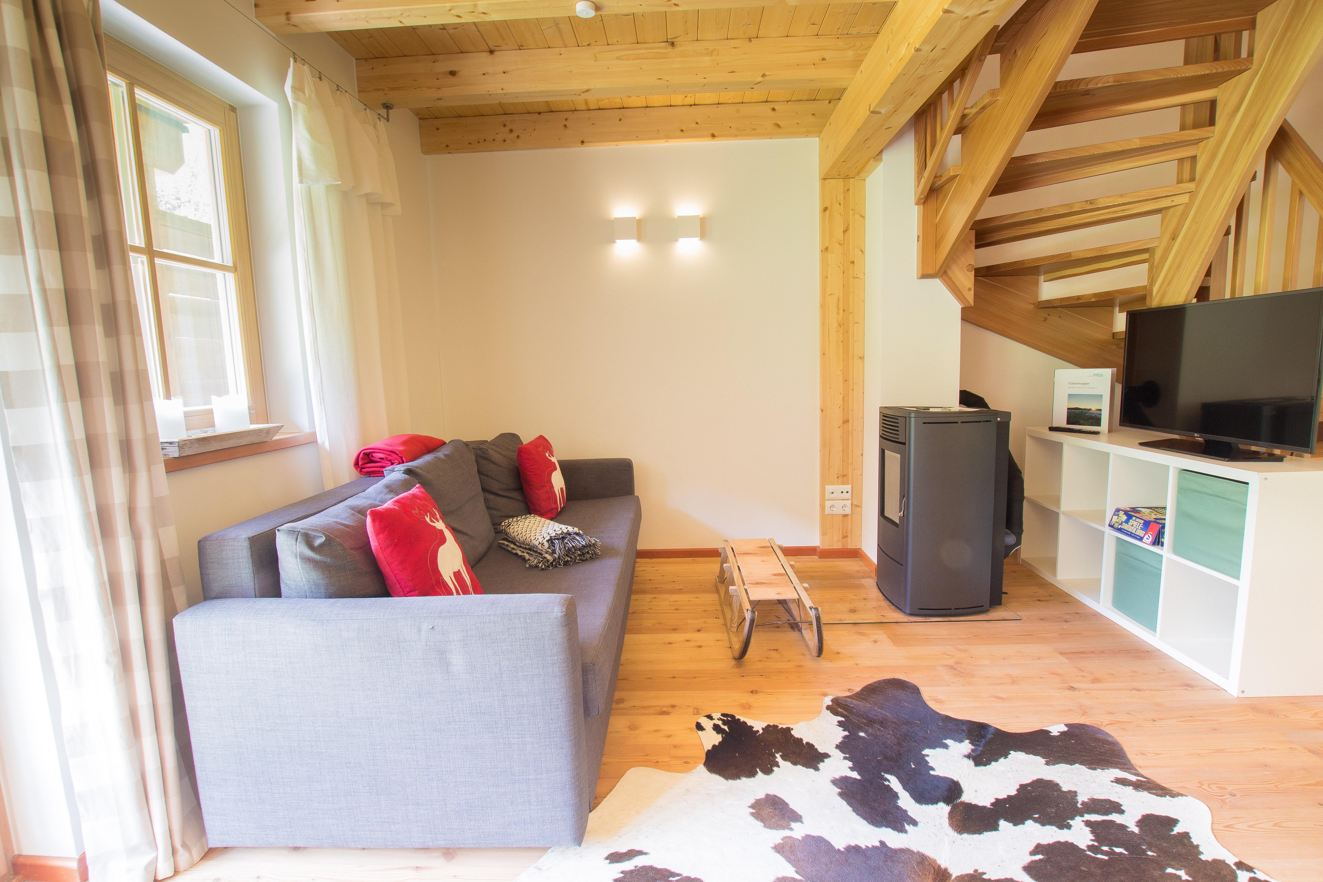 Maison de vacances Lodge Enzian direkt am Skilift (2050396), Uttendorf, Pinzgau, Salzbourg, Autriche, image 11