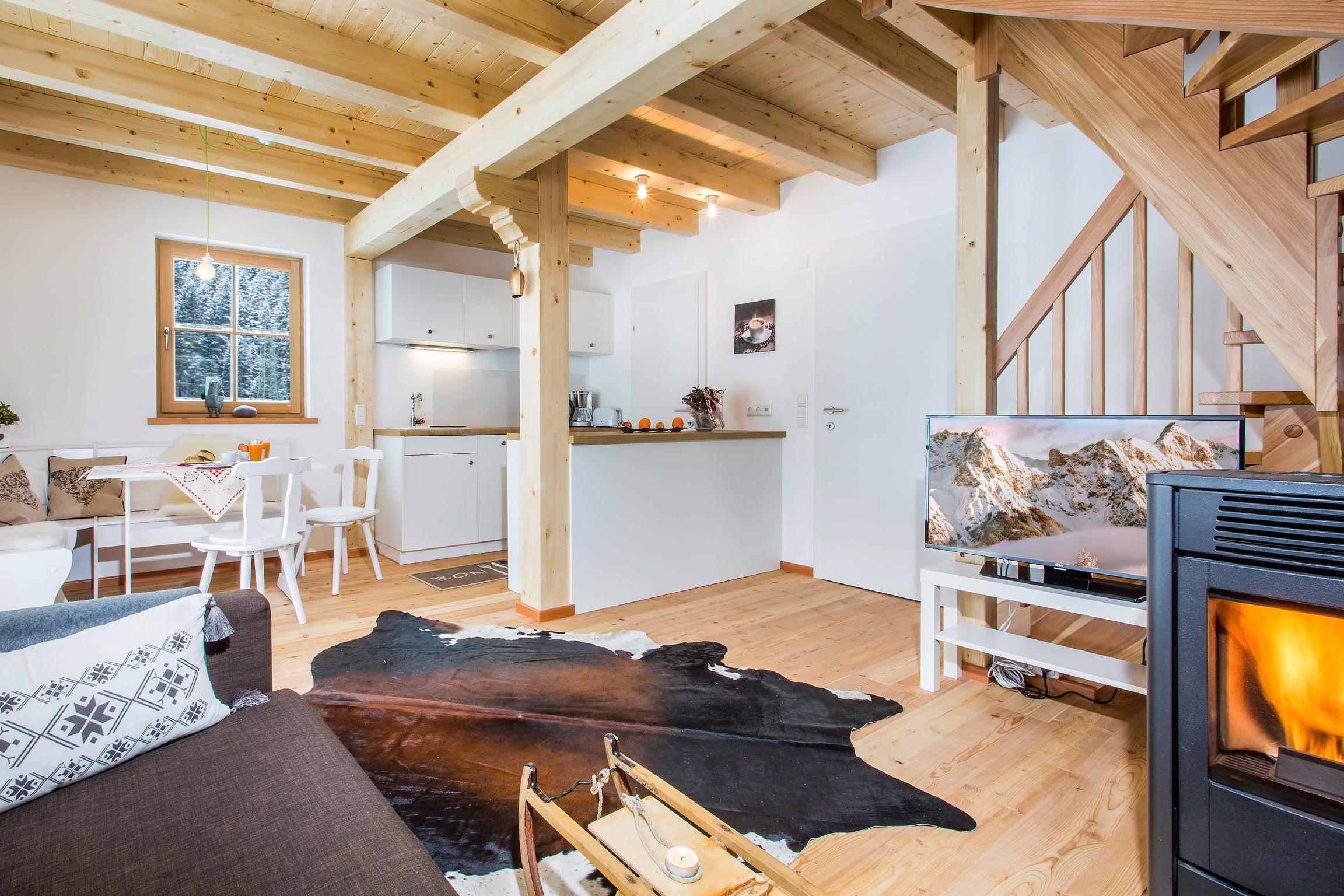 Maison de vacances Lodge Kleiner Bär direkt am Skilift (2050394), Uttendorf, Pinzgau, Salzbourg, Autriche, image 19
