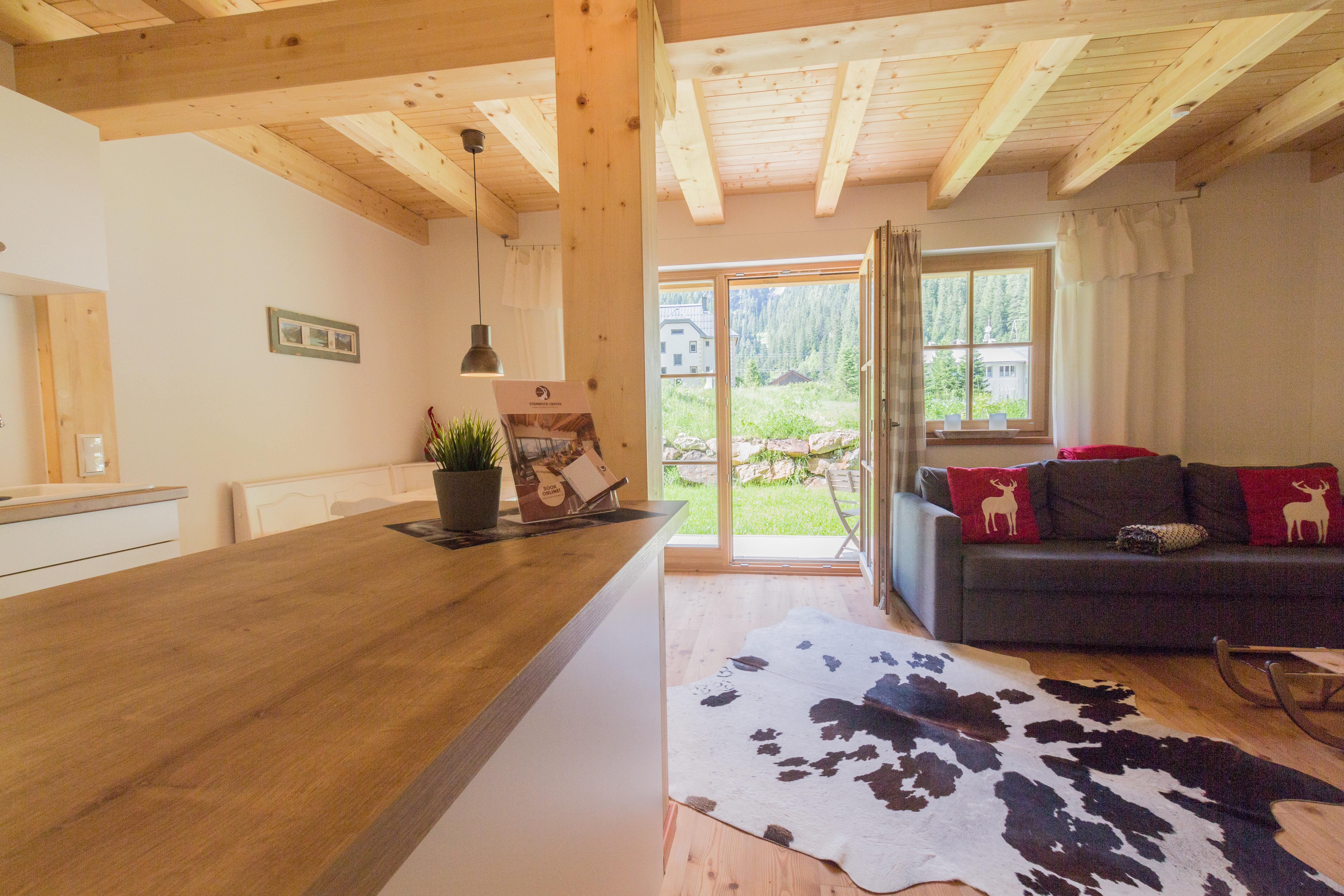 Maison de vacances Lodge Enzian direkt am Skilift (2050396), Uttendorf, Pinzgau, Salzbourg, Autriche, image 6