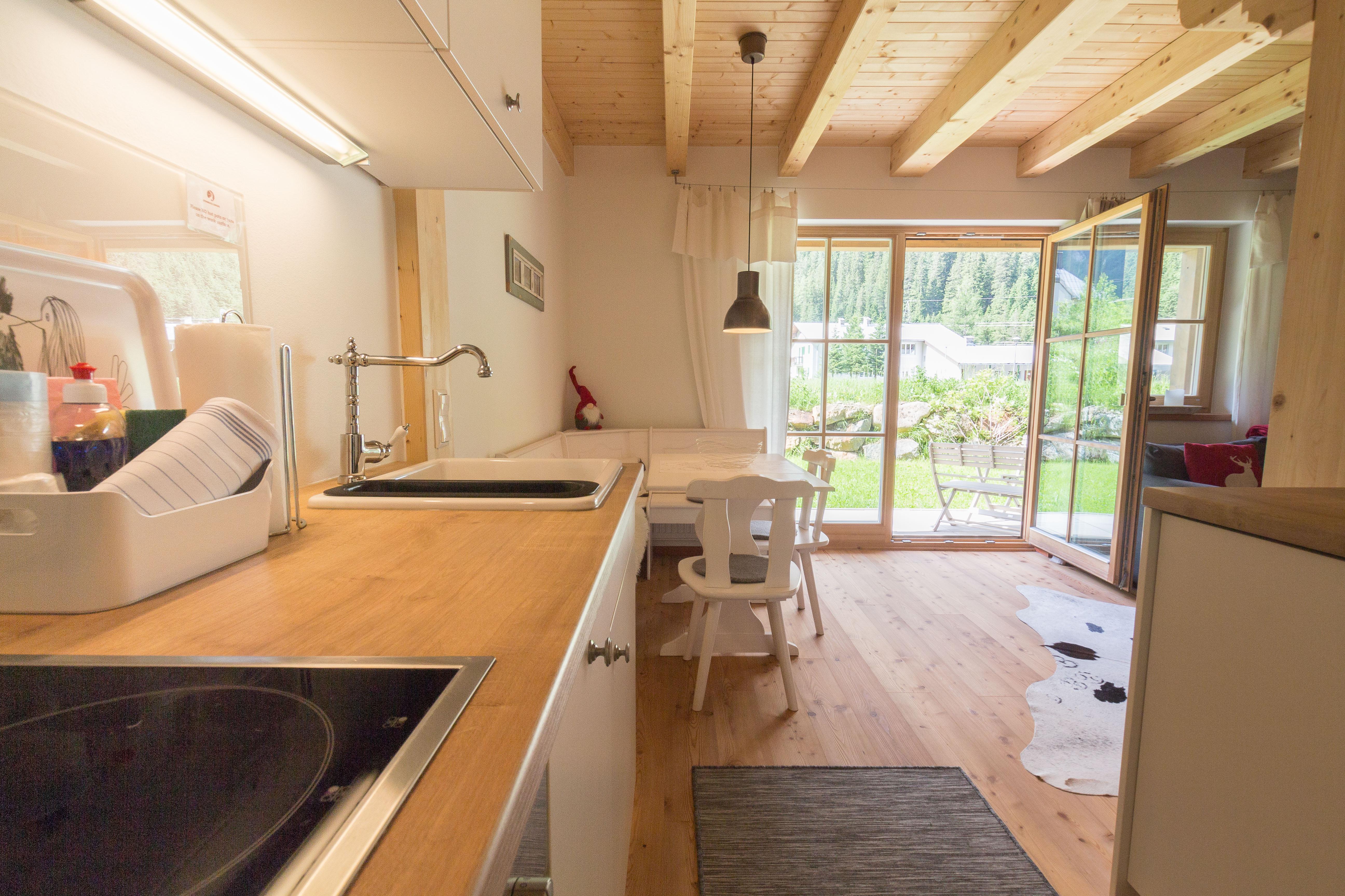 Maison de vacances Lodge Enzian direkt am Skilift (2050396), Uttendorf, Pinzgau, Salzbourg, Autriche, image 10