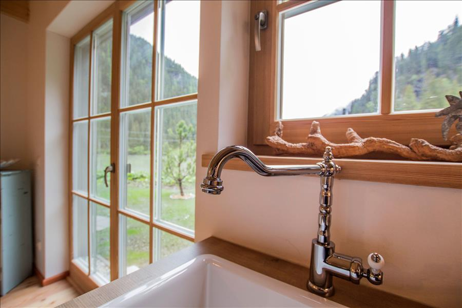 Maison de vacances Lodge Wildrose, direkt am Skilift für 6-8 (2050392), Uttendorf, Pinzgau, Salzbourg, Autriche, image 6