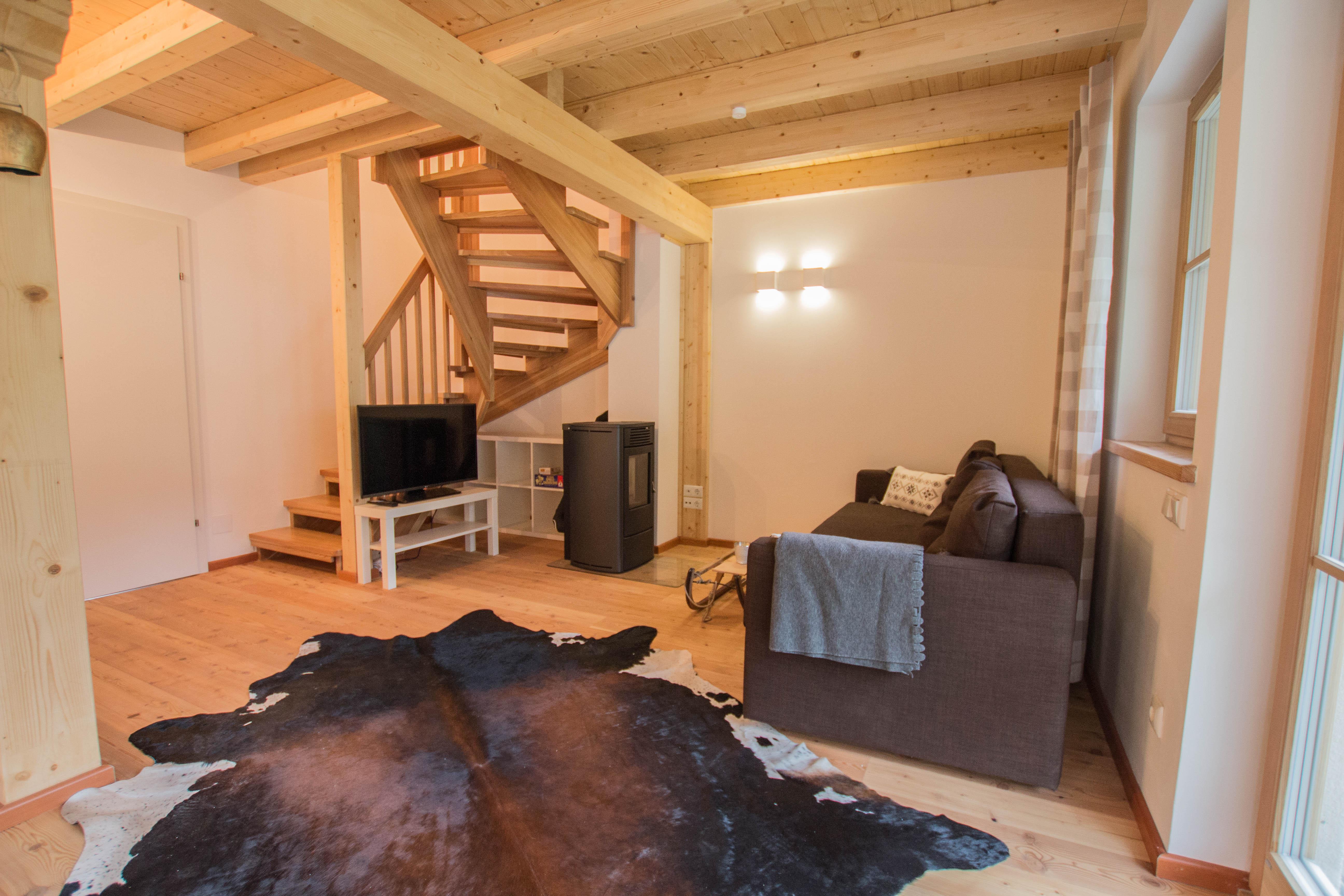 Maison de vacances Lodge Kleiner Bär direkt am Skilift (2050394), Uttendorf, Pinzgau, Salzbourg, Autriche, image 5