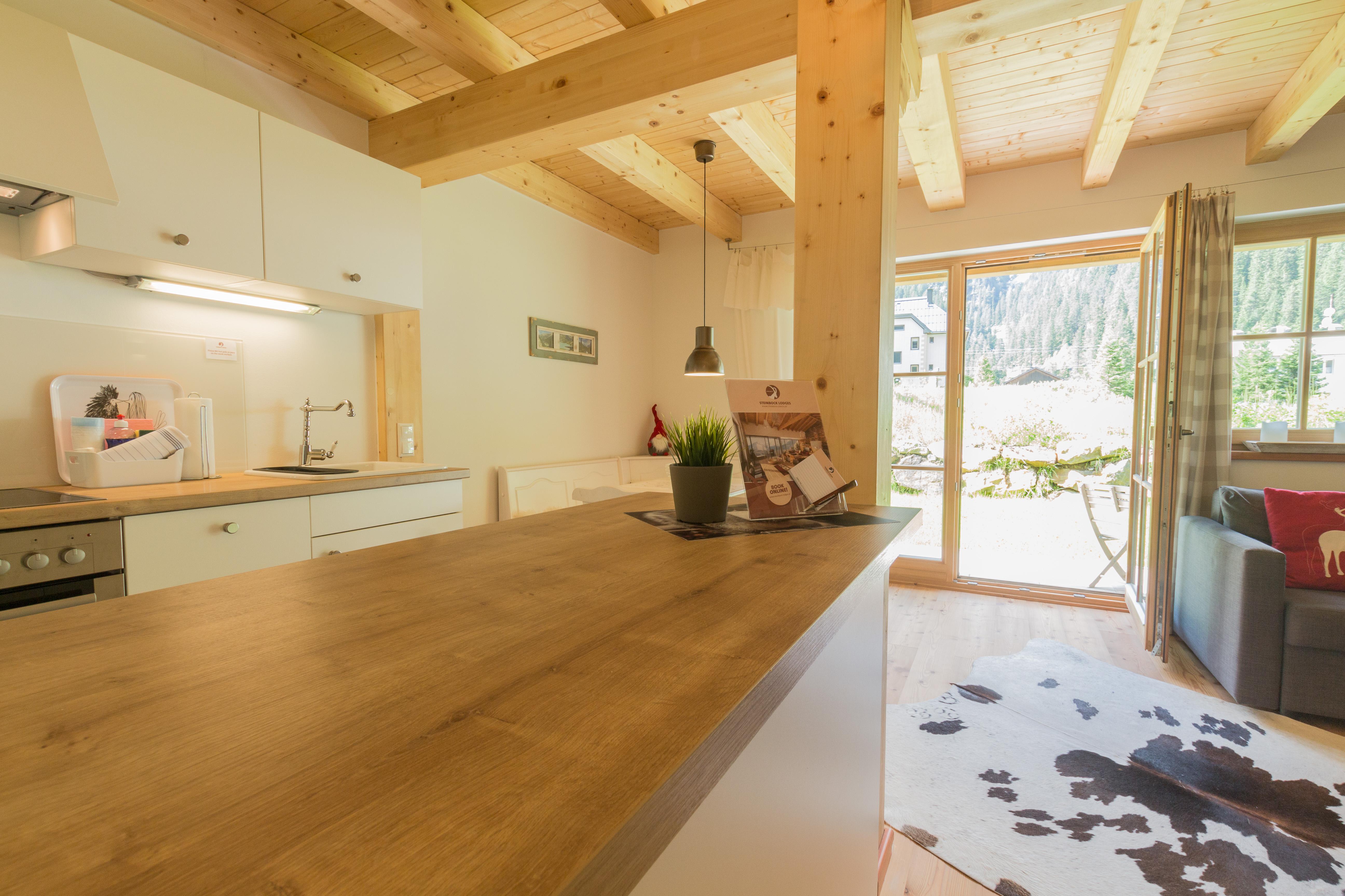 Maison de vacances Lodge Enzian direkt am Skilift (2050396), Uttendorf, Pinzgau, Salzbourg, Autriche, image 5
