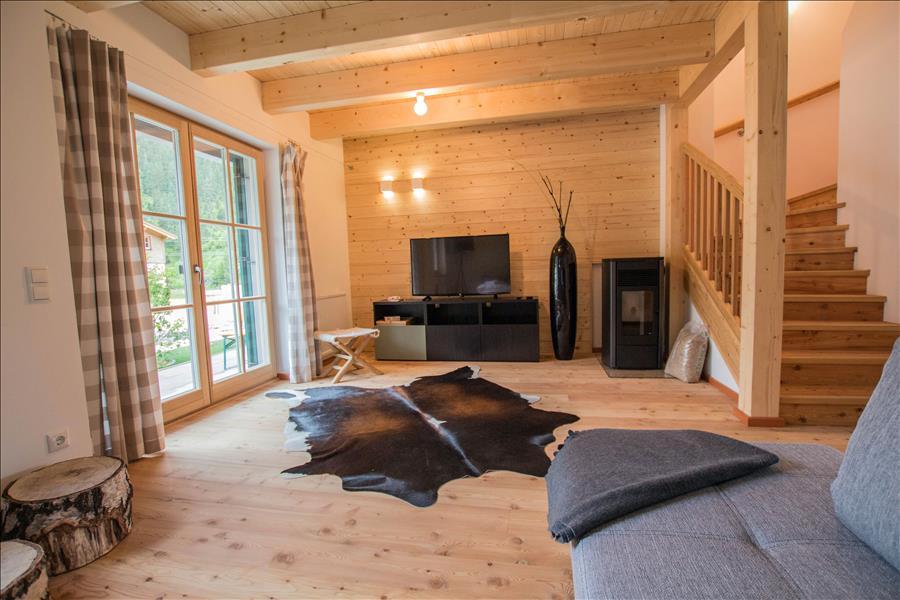 Maison de vacances Lodge Wildrose, direkt am Skilift für 6-8 (2050392), Uttendorf, Pinzgau, Salzbourg, Autriche, image 13