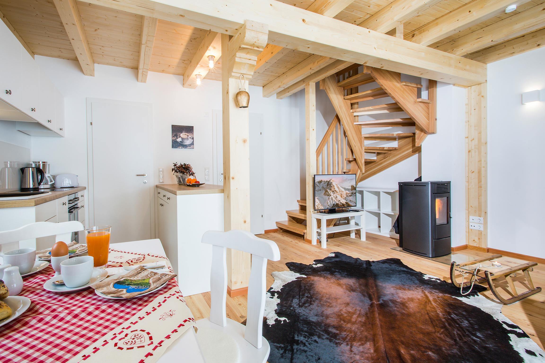 Maison de vacances Lodge Kleiner Bär direkt am Skilift (2050394), Uttendorf, Pinzgau, Salzbourg, Autriche, image 20