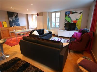 Boutique luxury 2-bedroom apartment in central Chamonix