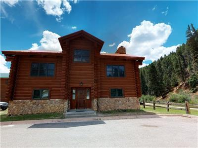 original nm cabins mexico exterior resort central unlimited new rental reviews at north reservations red river lodging usa