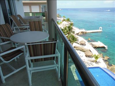 El Cantil - Villa Luna de Miel - Oceanfront One Bedroom Suite
