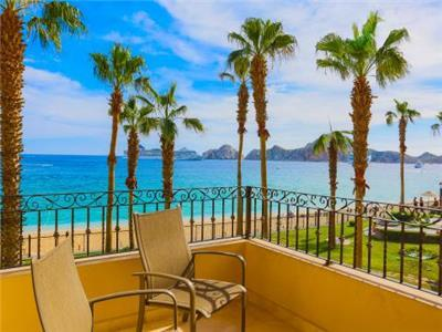 Luxurious Medano Beach Oceanfront - 2nd Floor Two Bedrooms - Lands End & Bay Views!