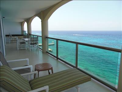 El Cantil VISTA BONITA - Ocean Front 4 Bedrooms - 6th Floor