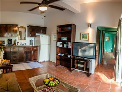 Kitchen/Living room equipped for your stay