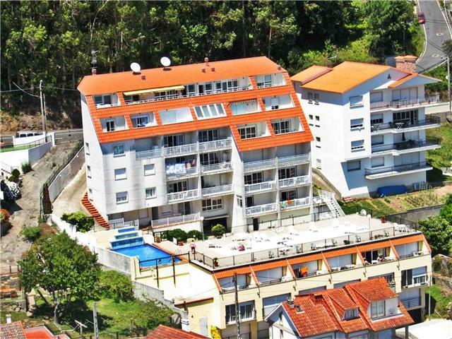 76c68c18a4b77 Ref. 11970 Apartamento con vistas y piscina cerca de Sanxenxo - Casas  Completas de Galicia