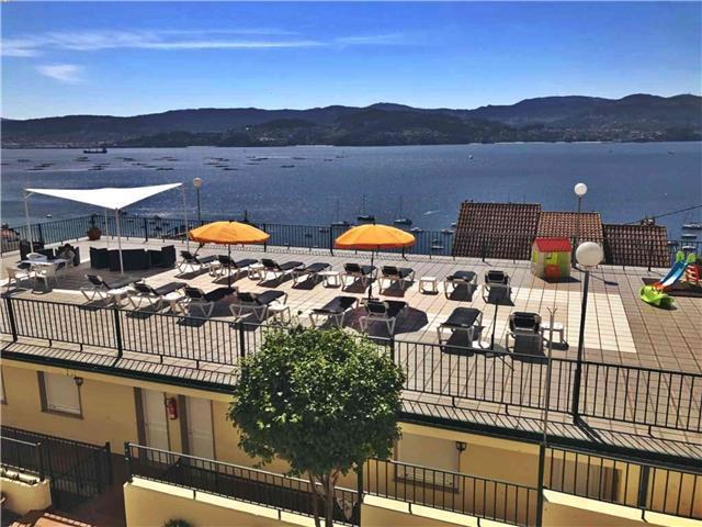 b2d720eff734b Ref. 11969 Apartamentos con vistas y piscina en Raxo-Rías Baixas - Casas  Completas de Galicia