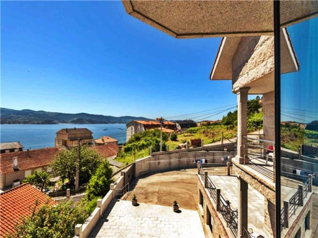 f84508dfac23e Ref. 11959 Apartamento con piscina en Sanxenxo-Rias Baixas - Casas  Completas de Galicia