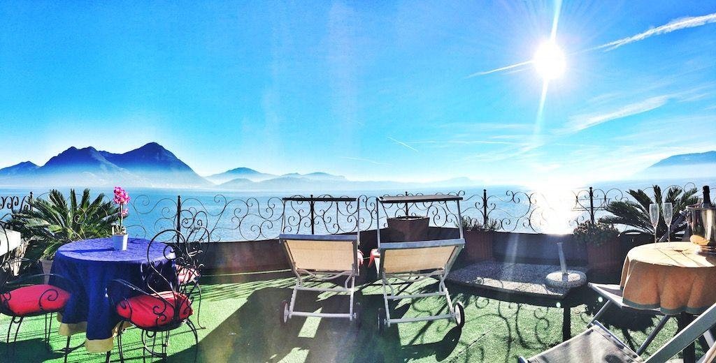 Ferienwohnung Wohnung Anita mit privatem Strand und Seeblick in Verbania Pallanza (2079819), Verbania, Lago Maggiore (IT), Piemont, Italien, Bild 15