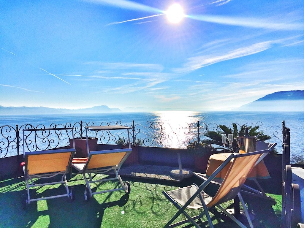 Ferienwohnung Wohnung Anita mit privatem Strand und Seeblick in Verbania Pallanza (2079819), Verbania, Lago Maggiore (IT), Piemont, Italien, Bild 1