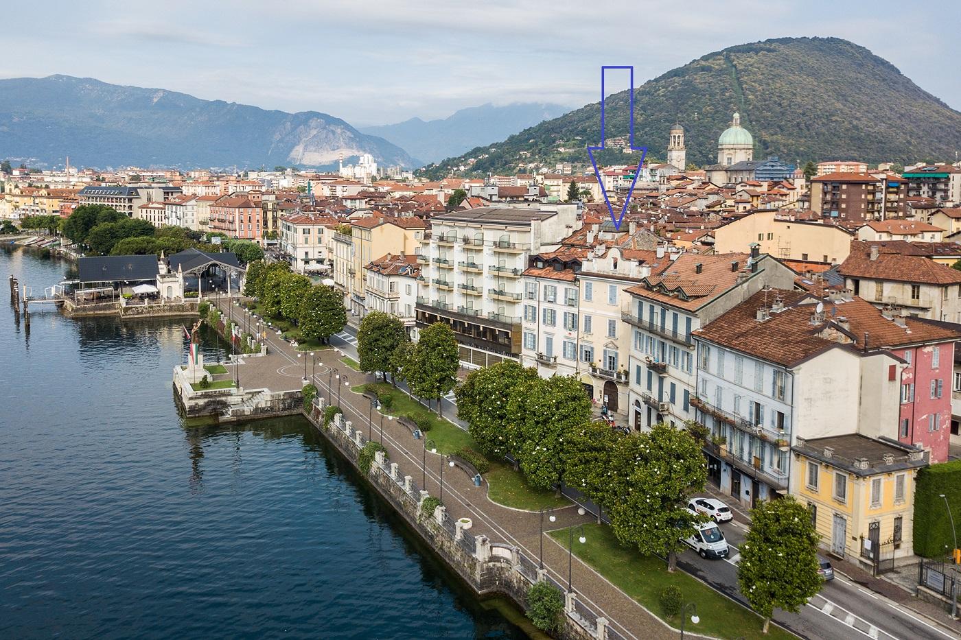 Ferienwohnung La Finestra sul lago luxuriöse Wohnung am Seeufer von Verbania (2811401), Intra, Lago Maggiore (IT), Piemont, Italien, Bild 34