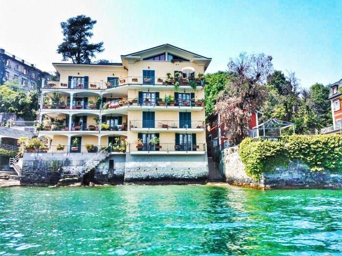 Ferienwohnung Wohnung Anita mit privatem Strand und Seeblick in Verbania Pallanza (2079819), Verbania, Lago Maggiore (IT), Piemont, Italien, Bild 2