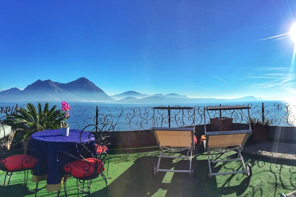Ferienwohnung Wohnung Anita mit privatem Strand und Seeblick in Verbania Pallanza (2079819), Verbania, Lago Maggiore (IT), Piemont, Italien, Bild 14