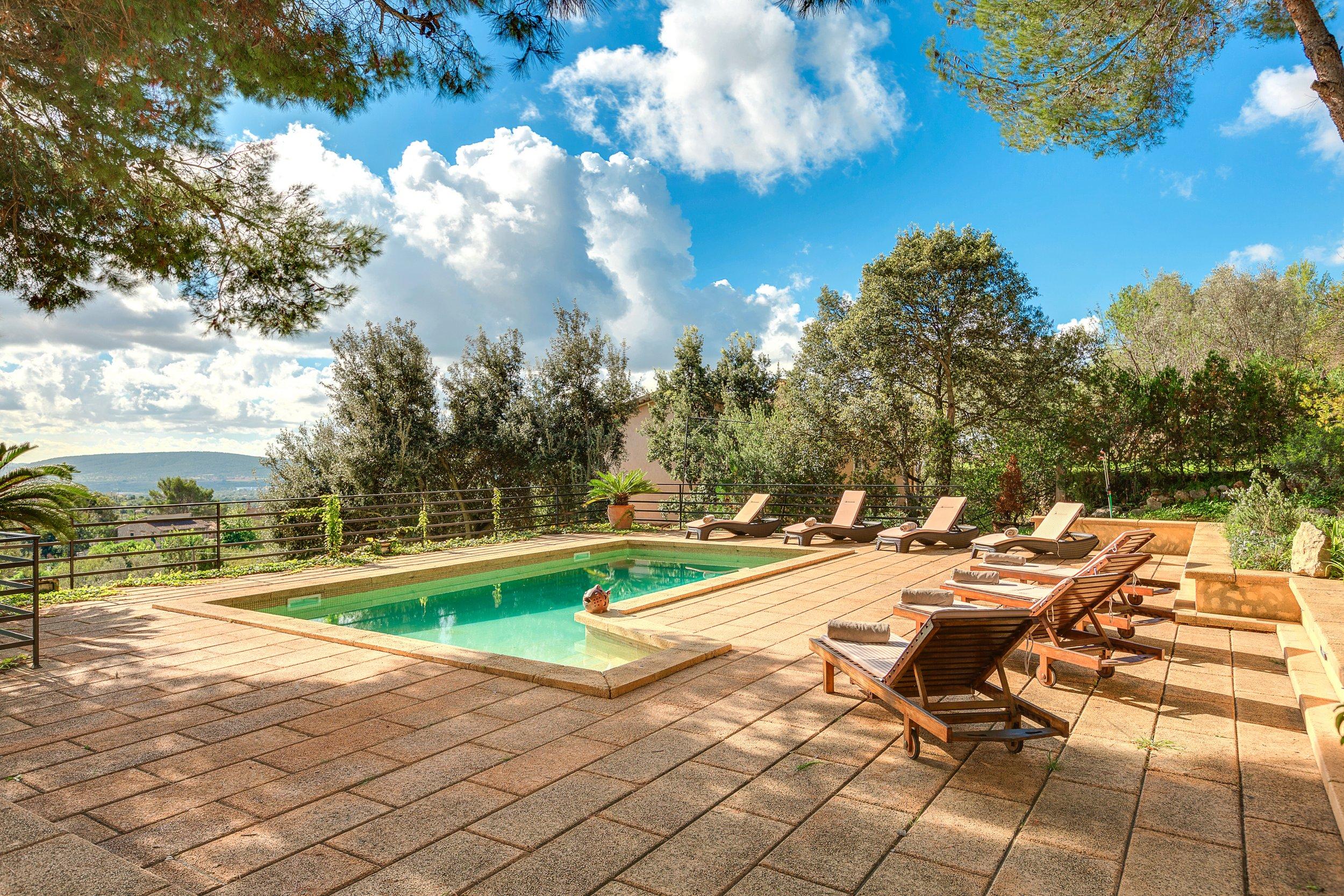 Maison de vacances Villa Cirera in Alaro (2611793), Alaro, Majorque, Iles Baléares, Espagne, image 3